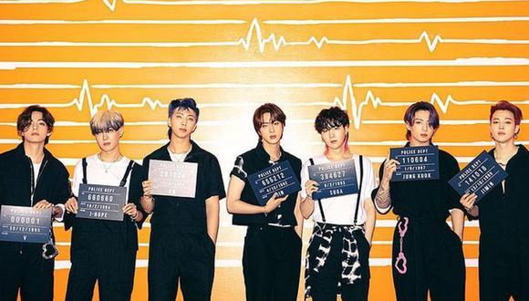 BTS es una de las agrupaciones más famosas del rubro (Foto: BTS / Instagram)