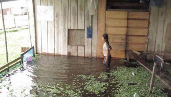 Quillabamba: lluvias dejaron más de 200 familias afectadas