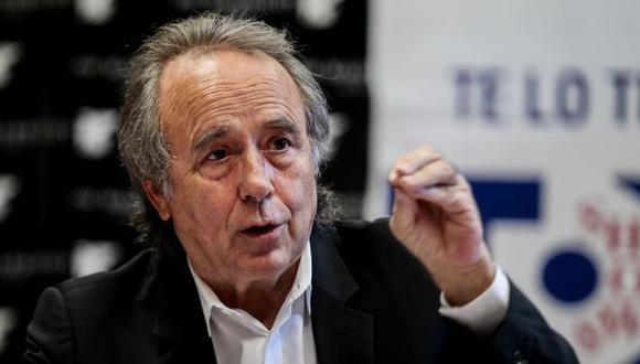 Joan Manuel Serrat: Colombia vive un lindo camino hacia la paz