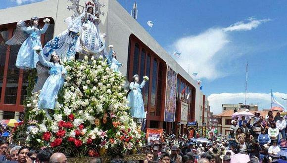 La festividad de la Virgen de la Candelaria se celebra el 2 de febrero de cada año | Foto: GEC / Archivo