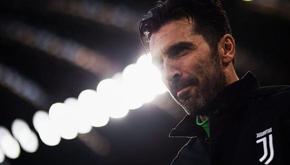 Gianluigi Buffon juega como portero en la Juventus. (Foto: AFP)