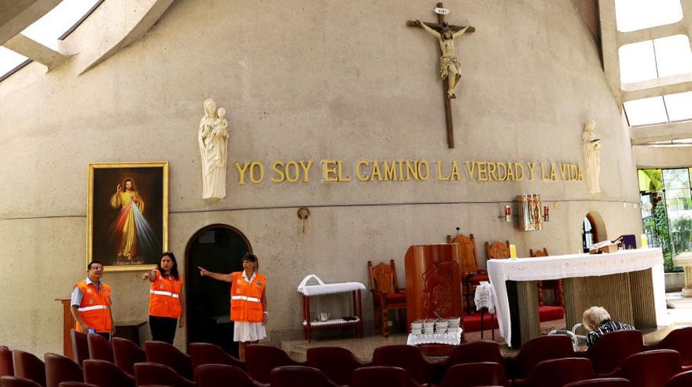 Miraflores: estas son las iglesias aptas para Semana Santa - 1