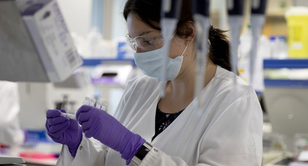 Desde el inicio de la pandemia, científicos de todo el mundo se han abocado a encontrar un tratamiento eficaz y seguro contra el COVID-19. (AP/Virginia Mayo).