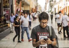 Penetración del Internet y smartphones en el país creció 5% este 2020 a raíz de la pandemia