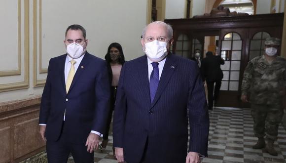 Pedro Cateriano asumió como titular de la PCM el último miércoles. (Foto: Andina / PCM)