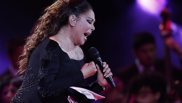 """Isabel Pantoja anuncia """"Canciones que me gustan"""", el disco 41 de su carrera. (Foto: Paul Plaza / AFP))"""