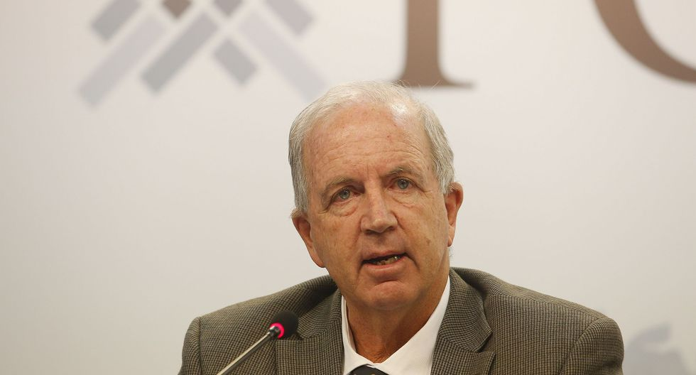 """""""Cillóniz describió diversas corruptelas sectoriales en salud, educación, transportes y la policía"""". (Foto: El Comercio)"""