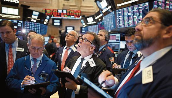 Wall Street abrió este lunes con sus índices principales en verde. (Foto: AFP)