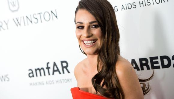 """Lea Michele: Nuevas acusaciones de racismo de sus excompañeros de """"Glee"""" salen a la luz. (Foto: AFP)"""