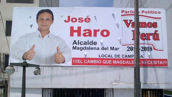 Magdalena: renunció el candidato intervenido por manejar ebrio