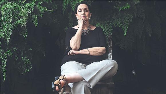 """Alicia Maguiña: """"Nunca he cantado adefesios, siempre me he fijado en las letras"""""""