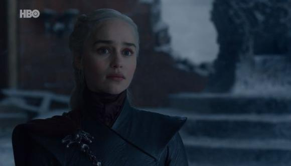 """¿Qué sucedió con Daenerys Targaryen al final de """"Game of Thrones""""? (Foto: HBO)"""