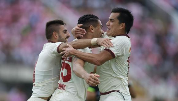 Universitario de Deportes clasificó a la fase de grupos de la Copa Libertadores 2021. Jugará en esta etapa luego de siete años. (Foto: Jesus Saucedo / Grupo El Comercio)