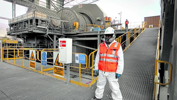 La ampliación de Toromocho es uno de los tres proyectos mineros que impulsará la economía en el 2019.