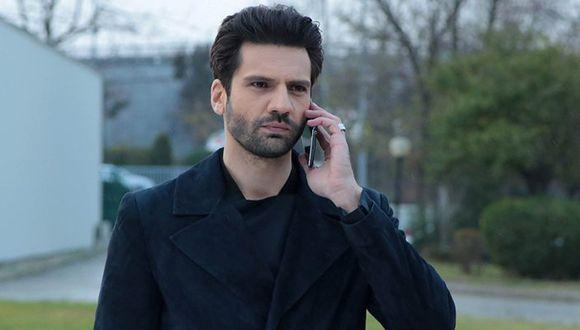 Kaan Urgancioglu como Emir en 'Kara Sevda'. Foto: Instagram