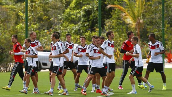 Brasil 2014: Un renovado Alemania en busca de un 'Mineirazo'