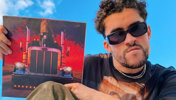 Bad Bunny cuenta con el disco más escuchados del 2020 en Spotify. (Foto: @badbunnypr)