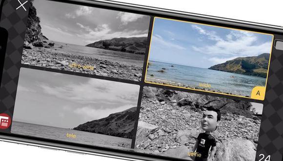 Conoce el método para poder grabar con dos cámaras a la vez en tu iPhone. (Foto: slashgear)