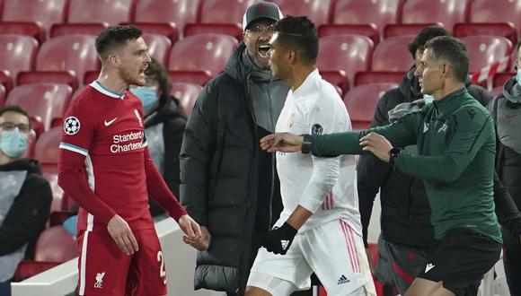 """Casemiro, tras clasificar a la semifinal de la Champions League: """"No somos favoritos ante el Chelsea"""""""