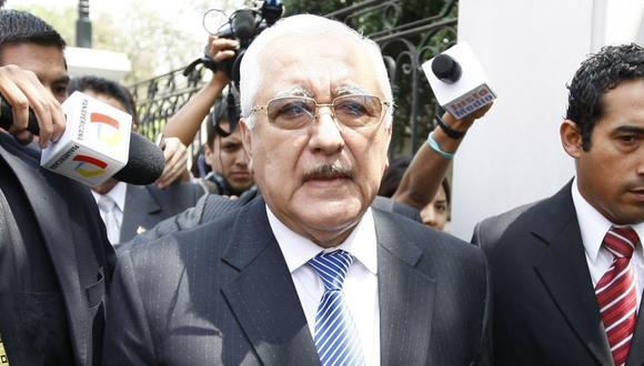 Luis Cervantes Liñán fue cuestionado por su gestión como rector de la Universidad Inca Garcilaso de la Vega. (GEC)