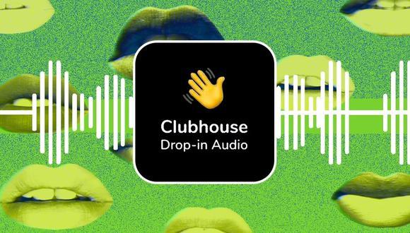 Clubhouse aparece como una red social más que interesante. (Foto: Clubhouse)