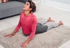 #YoMeQuedoEnCasa: Fortalécete y maneja el estrés haciendo yoga