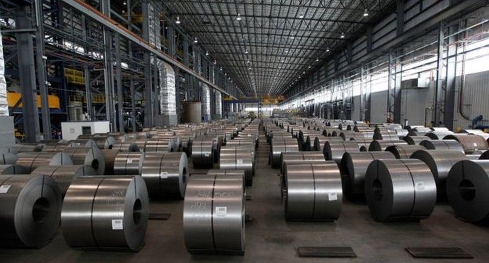 Brasil es un exportador de acero, que es un producto sin demasiado valor añadido, según un economista mexicano, por lo que este país podría verse más afectado por los aranceles que anunció Trump. (Foto: EPA)