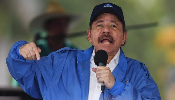 Nicaragua: Luis Almagro inicia la aplicación de la Carta Democrática de la OEA al país gobernado por Daniel Ortega. (AFP).