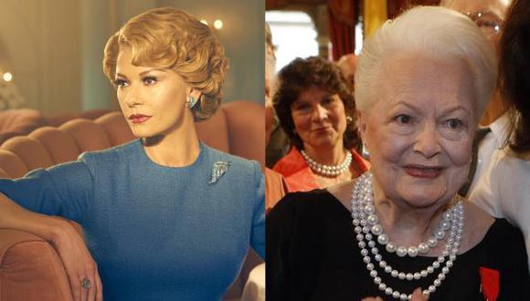 """Actriz Olivia de Havilland llevará al Supremo su pleito con la serie """"Feud"""""""