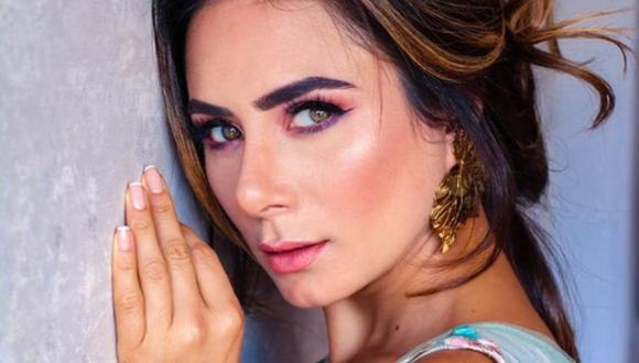 La actriz se casó con el cantante Juanse Quintero hace cinco años. (Foto: Johanna Fadul / Instagram)
