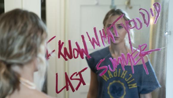 """""""I Know What You Did Last Summer"""" es una producción de Amazon Studios y Sony Pictures Television. (Foto: Amazon Prime Video)"""