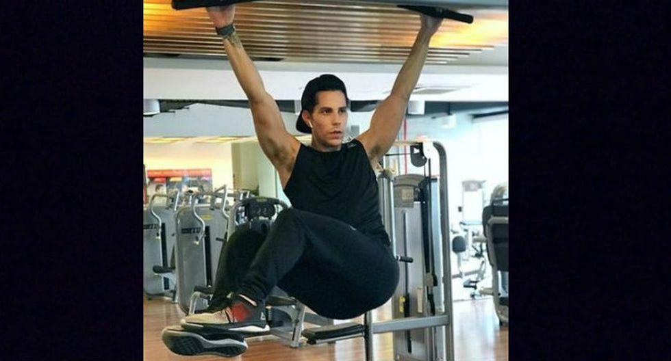 Instagram: el increíble cambio físico del ex RBD, Christian Chávez   FOTOS