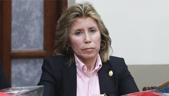 Fiscal Sandra Castro: Congresistas de Fuerza Popular están implicados con 'Los Cuellos Blancos del Puerto'