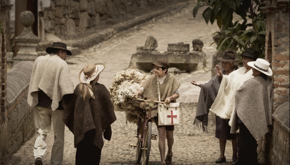 """La película """"El niño de los mandados"""".(Foto: SCARLETT Cinema)"""