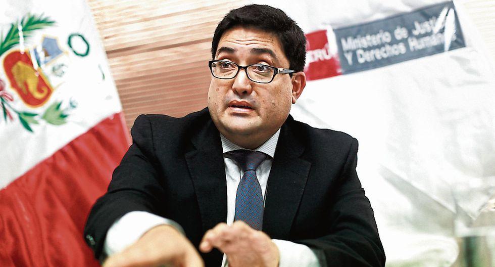 La Procuraduría Ad Hoc para el Caso Lava Jato, que encabeza Jorge Ramírez, se pronunció sobre la denuncia del procurador anticorrupción Amado Enco. (Foto: GEC)