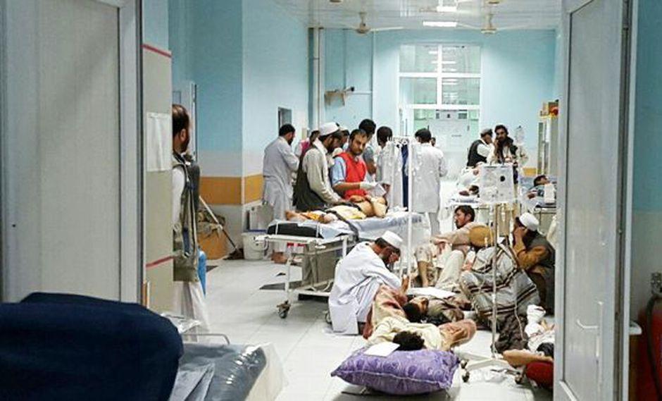 Afganistán: MSF tuvo que abandonar Kunduz luego de bombardeo