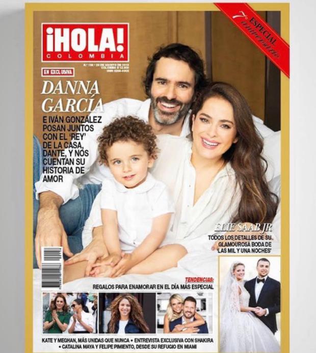 Ivan gonzalez garcia danna 'Pasión de