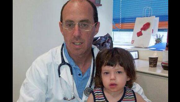 El pediatra argentino que atiende a niños palestinos en Israel
