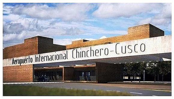 El Ejecutivo redujo de 20 a 10 días hábiles el plazo para emitir el certificado de inexistencia de restos arqueológicos a favor de 52 proyectos prioritarios, entre los que está el Aeropuerto Internacional Chinchero-Cusco. (Foto: Difusión).
