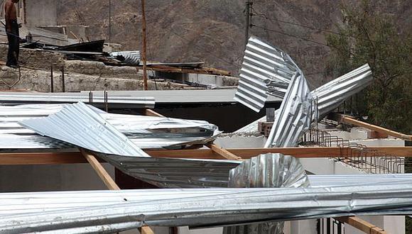 Cusco: viviendas de 250 familias de Pichari quedaron sin techo