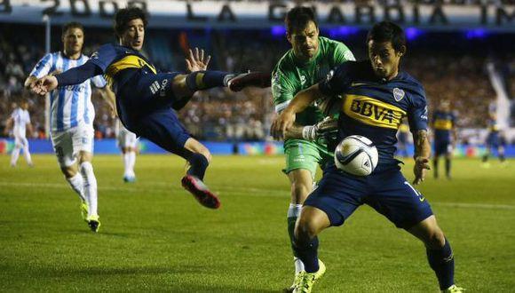 Boca perdió 3-1 con Racing y perdió chance de ser campeón