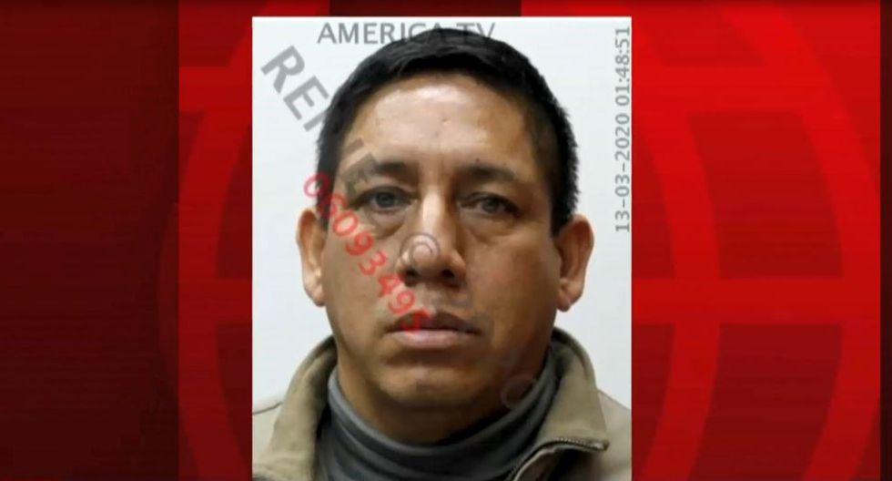 Miembro de seguridad personal del alcalde de San Martín de Porres fue asesinado esta madrugada. (Captura: América Noticias)