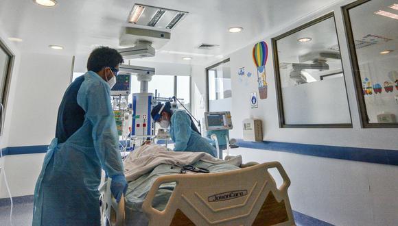 Coronavirus en Chile | Últimas noticias | Último minuto: reporte de infectados y muertos hoy, jueves 27 de mayo de 2021 | COVID-19 | (Foto: GUILLERMO SALGADO / AFP).