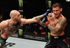 Conor McGregor cayó frente a Dustin Poirier por KO en el main event del UFC 257
