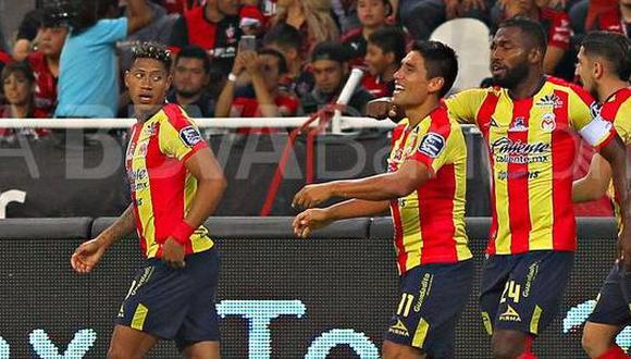 La dupla peruana de la 'Monarquía' ha iniciado de manera notable la temporada en México, a tal punto de alcanzar un récord encomiable que no ha pasado desapercibido. (Foto: Liga MX)