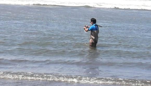 Lambayeque: Geresa confirma que las playas de la región no son saludables (Foto: Gore Lambayeque)