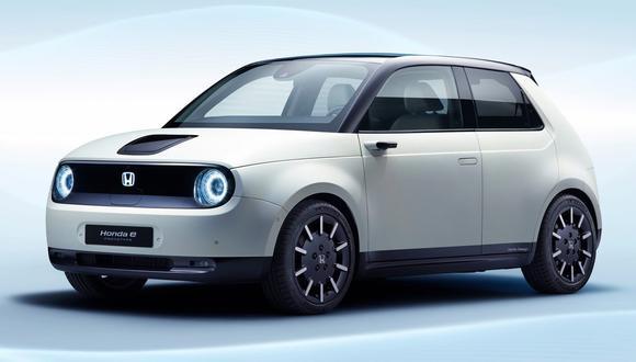 El Honda e Prototype será presentado el próximo 5 de marzo como parte de la celebración del Salón de Ginebra. (Foto: Honda).