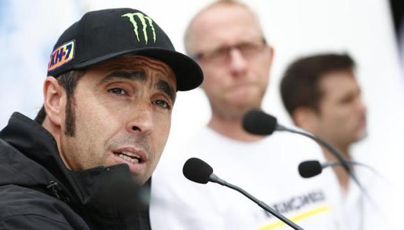 El piloto español Nani Roma ya se encuentra rumbo a Lima y aseguró que espera un Dakar competitivo y apasionante. (Foto: Agencias)