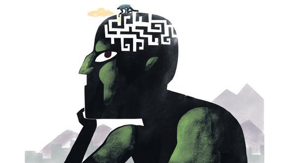 La neurociencia ha intentado entender el funcionamiento del cerebro de los criminales, terroristas, delincuentes y demás. Lo que se sabe hasta el momento es que no son personas con enfermedad mental alguna. (Ilustración: Víctor Aguilar Rúa)