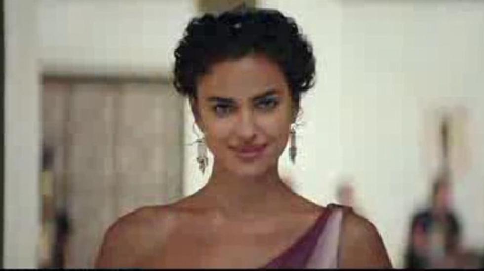 Irina Shayk debuta en el cine como la esposa de 'Hércules' - 2